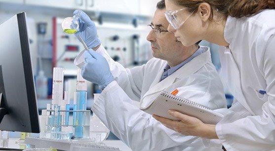 magisztrális termékek kiszerelése, anyagvizsgáló laboratórium