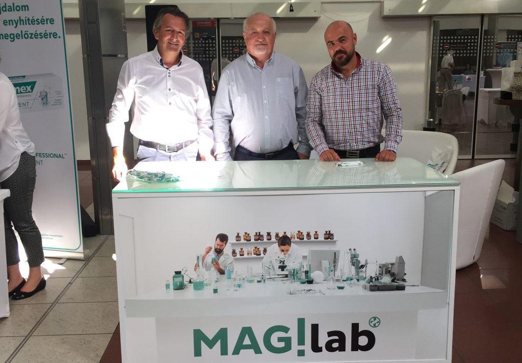 Magilab magisztrális termékek csapata